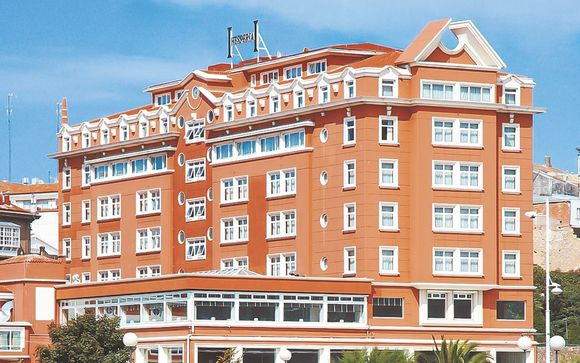 NH Collection A Coruña Finisterre 5*