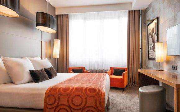 Hotel Etoile Saint Honoré 4*