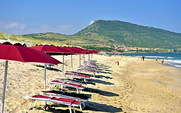 Casteldoria Beach Resort 4*