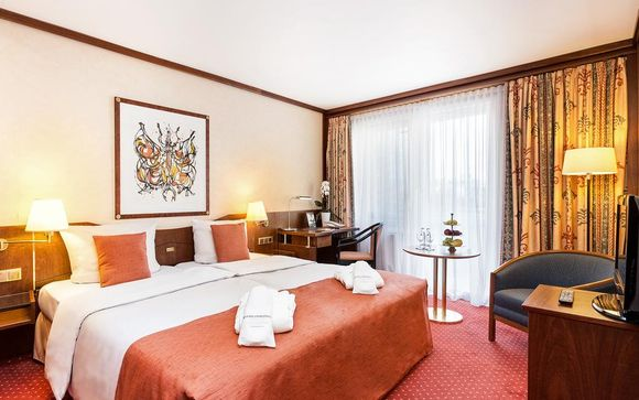 Living Hotel Berlin-Mitte 4*