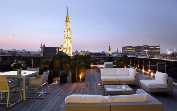 Warwick Brussels - Grand Place 5*