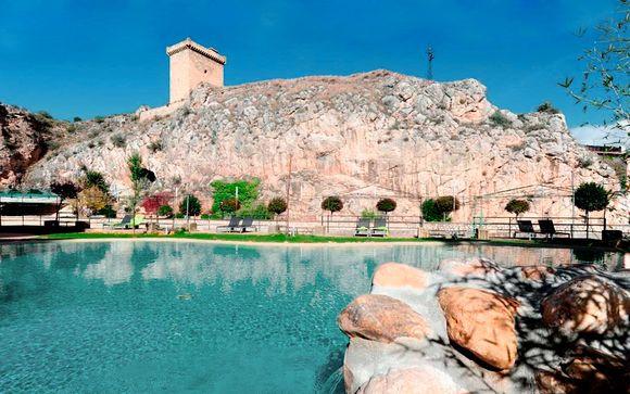 España Zaragoza - Hotel Balneario Alhama de Aragón 4* desde 128,00 €