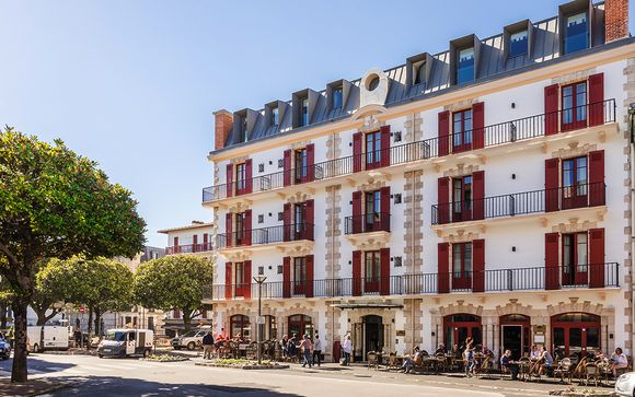 Madison Saint Jean de Luz Hotel and Spa 4*