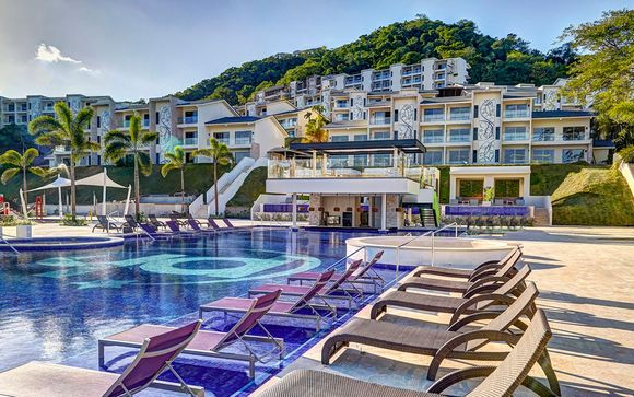 Tu estancia en la playa: Planet Hollywood Beach Resort 5*