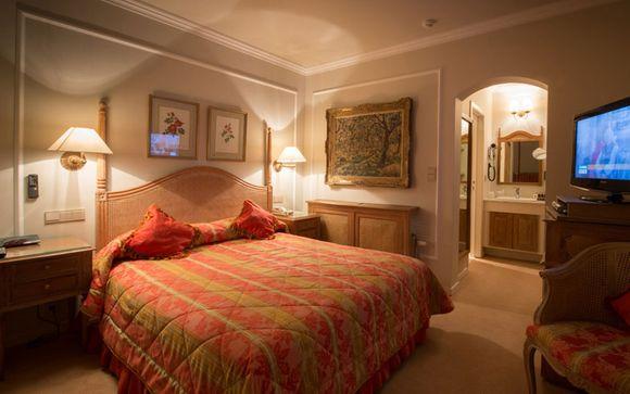 Hotel Manos Stéphanie 4*