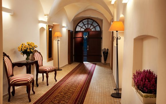 Santi Hotel 4* en Cracovia