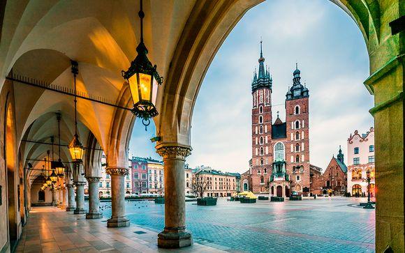 Cracovia, en Polonia, te espera