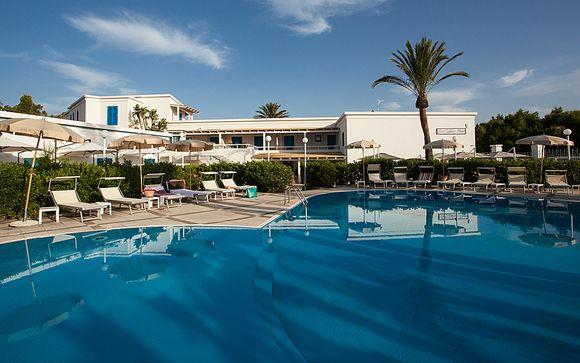 Les Sables Noirs Resort & Spa 4*