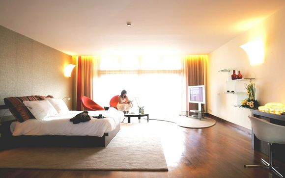 Hotel Quinta Splendida Wellness & Botanical Garden 4*, en Madeira