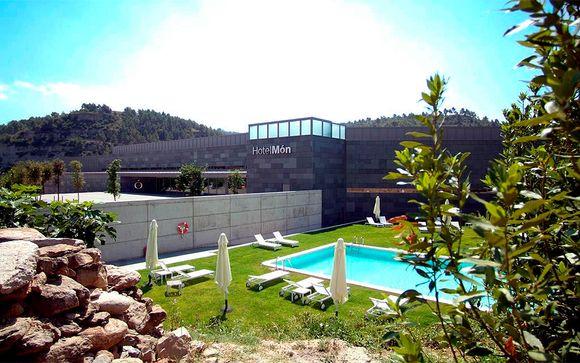 Hotel Món Sant Benet 4*, en Sant Fruitós de Bages