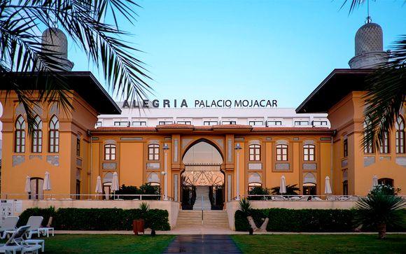 ALEGRIA Palacio Mojacar 4* - Solo Adultos