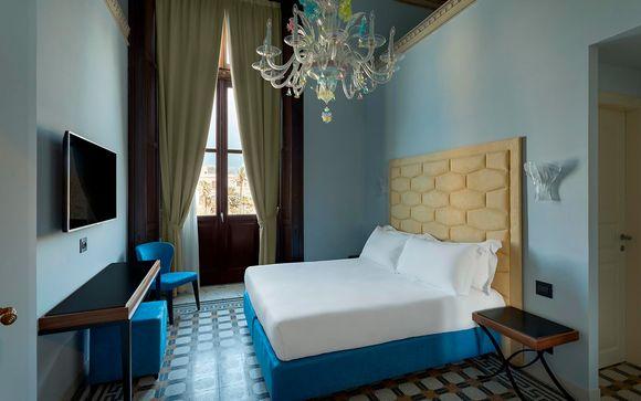 Room Mate Andrea 4* – Palazzo Platamone