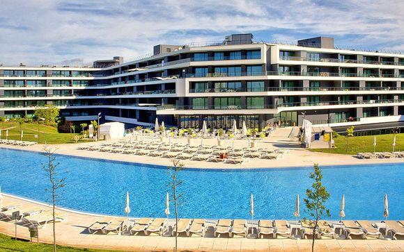 Alvor Baía Resort 4*, en el Algarve