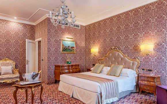 Hotel Ca' dei Conti 4*, de Venecia