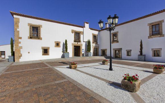 Hospes Palacio de Arenales 5*, en Cáceres