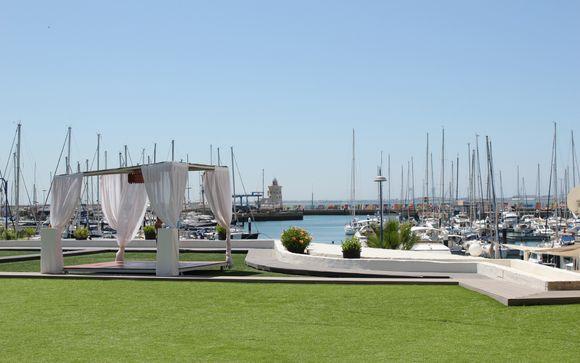 Hotel Puerto Sherry 4* en Cádiz
