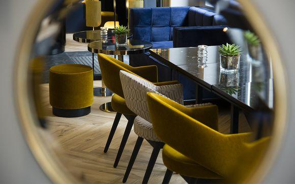 Hotel Le 10 Bis 4*, en París