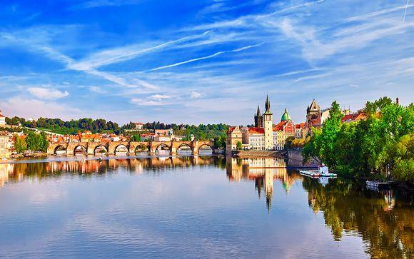 Praga, en República Checa, te espera