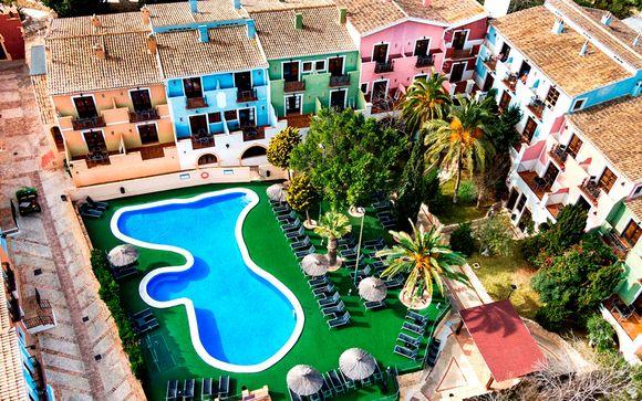 Pueblo Acantilado Suites 4*