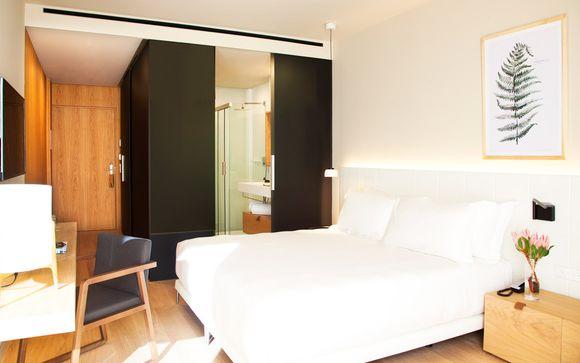 Hotel Arima 4*, en San Sebastián