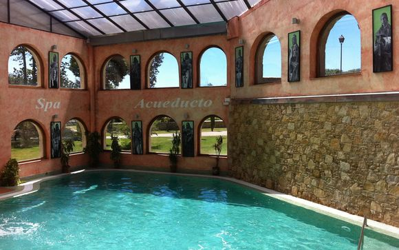 Hotel Doña Teresa 4*, en La Alberca
