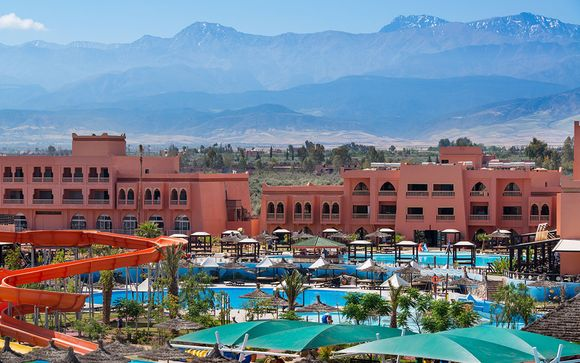 Aqua Fun Club Marrakech 4*