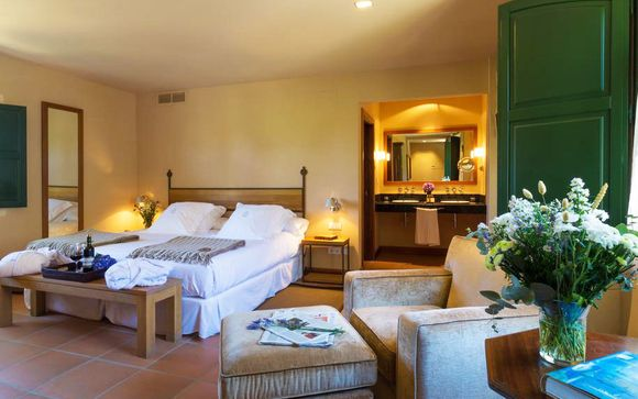 Hacienda Zorita Wine & Spa 5*