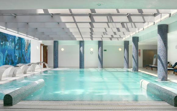 Hotel Blancafort Spa Termal 4*