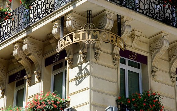 Sofitel Paris Baltimore Tour Eiffel 5*