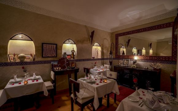 Riad Oriental Glory & Spa