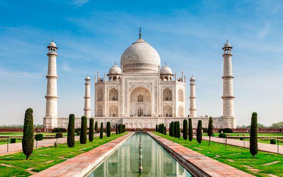 Itinerario en la India