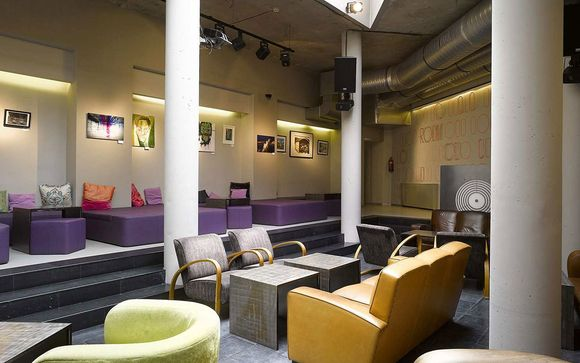 The ICON Hotel & Lounge 4*