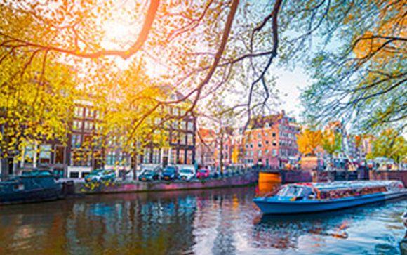 Bilderberg Garden Hotel 5*, en Ámsterdam