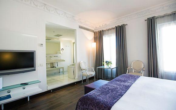 Hotel Hospes Puerta de Alcalá 5*, en Madrid