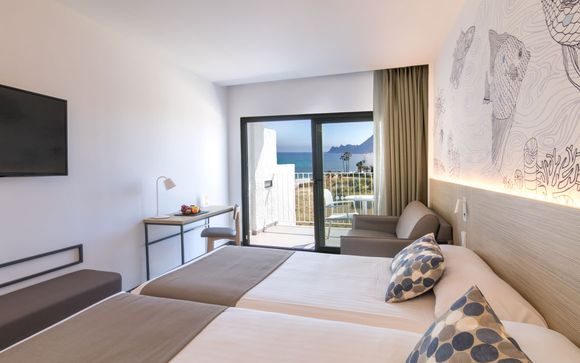 Hotel Cap Negret 4*