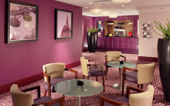 Crowne Plaza London Ealing 4*