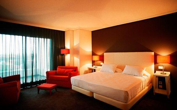 Hotel Balneario Termaeuropa Playa de Coma Ruga 4*