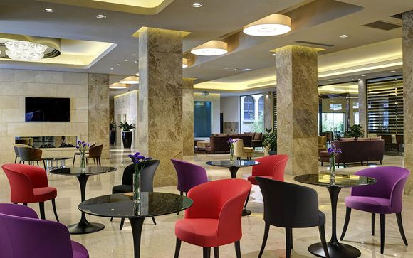 Grand Hotel Mediterraneo 4*