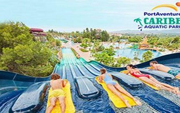 Completa tu estancia: PortAventura Park, Parque Ferrari Land y Parque Acuático Caribe