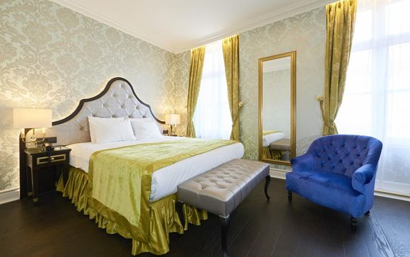 Stanhope Hotel by Thon Hotels 5*
