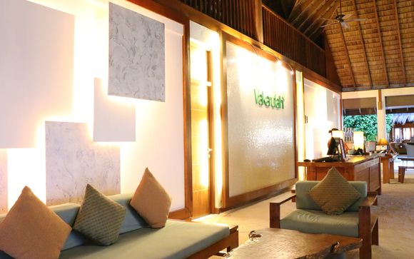 Vakarufalhi Island Resort 4*
