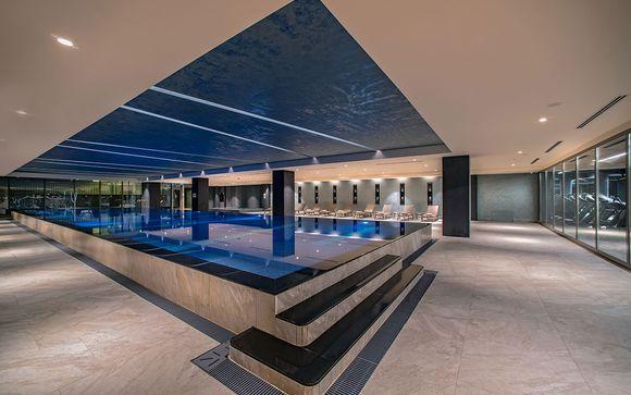 Hilton Istanbul Bakirkoy 5*