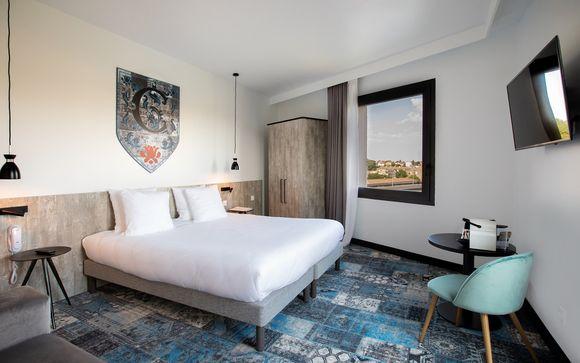 Soleil Vacances Hotel Les Chevaliers 4*