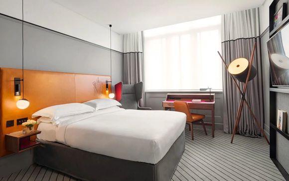 Andaz Liverpool Street Hotel 5*