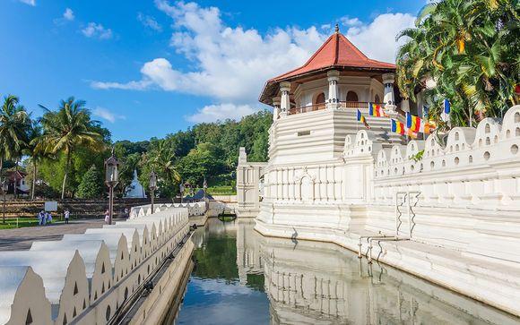 Itinerario por Sri Lanka - Circuito privado