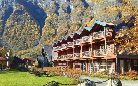 Flåmsbrygga Hotel 3*