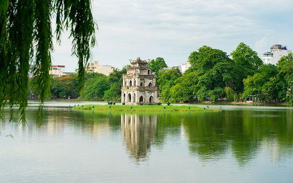 Extensión a Ninh Binh (solo opción 2)