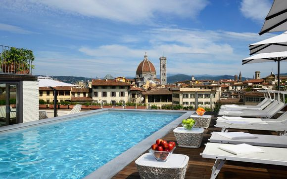 Italia Florencia – Grand Hotel Minerva 4* desde 108,00 ? Florencia Italia en Voyage Prive por 108.00 EUR€