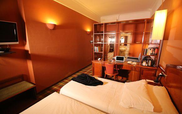 Hotel Rex Rome 4*