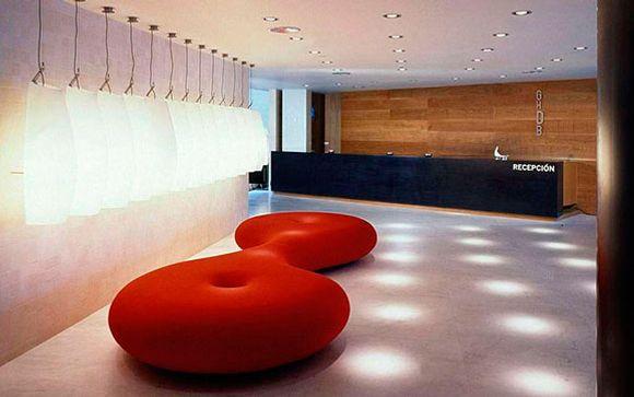 5* frente al Guggenheim en Bilbao  en Voyage Prive por 112€